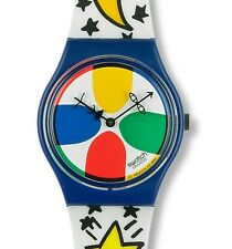 "SWATCH GENT ""Space People"" (gn134) MERCE NUOVA"
