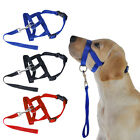 No Pull Pet Dog Head Collar Gentle Halter Leash Leader Straps for Dogs S M L XL