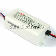 Mean Well MW 9~36V 350mA 12W AC/DC LED Driver APC-12-350 Constant current