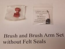 Replacement Brush And Brush Arm for DeWalt D28110/D28112/D28402/DWE46151