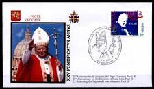 25.Jahrestag der Papstwahl von Johannes Paul II.SoSt. Vatikan 2003