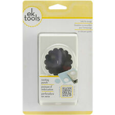 "1.75"" SCALLOP CIRCLE Nesting Large Slim Profile 1-3/4"" Paper Punch by EK Success"