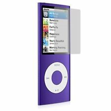 Crystal Clear Screen Protector for Apple iPod Nano 4th Gen