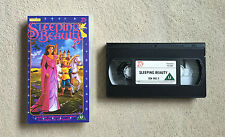 Sleeping Beauty (Good Times) VHS Tape (1994)- Good Cond.- PAL- Channel 5- Rare