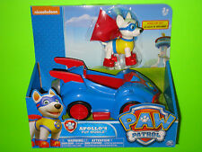 APOLLO'S PUP MOBILE - PAW PATROL 2017 Vehicle & Figure