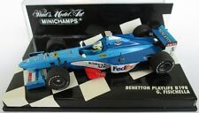 F1 1/43 BENETTON B198 PLAYLIFE FISICHELLA 1998 MINICHAMPS