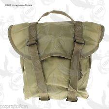Zainetto Militare Tattico Butt Pack Sistema Alice Tascapane Verde Oliva in Nylon