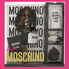 MOSCHINO Barbie AA Brunette African American JS LMT & Sold Out READY 2 SHIP NOW!