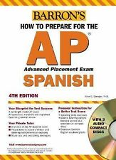 How to Prepare for the AP Spanish with Audio CDs (Barron's How to Prepare for th