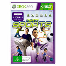 Kinect Sports Xbox 360 PAL AUS *NEW&SEALED!*