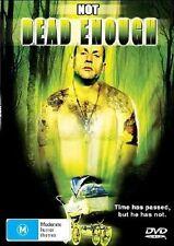 Ray Ragenious NOT DEAD ENOUGH - EVIL SPIRIT FAMILY SLAUGHTER MURDERS DVD
