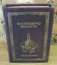 WUTHERING HEIGHTS SECRET BOX BOOK IDEAL FOR HIDING THINGS AWAY