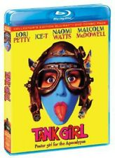 Tank Girl [2 Discs] [Blu-ray/DVD] (2013, REGION A Blu-ray New)