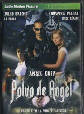 POLVO de ANGEL (ANGEL DUST)~2010 NEW SEALED SPANISH W/ ENGLISH SUBS DVD~LA PARKA