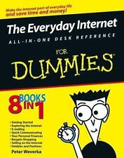 The Everyday Internet All-in-One Desk Reference For Dummies (For Dummi-ExLibrary