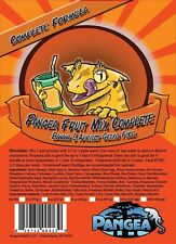 NEW FLAVOR Pangea COMPLETE Fruit Mix Banana Apricot Crested Day Gecko Diet 32oz