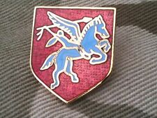 Airborne Pegasus Lapel Military Badge