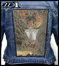 BEWITCHED  --- Huge Jacket Back Patch Backpatch --- Various Designs