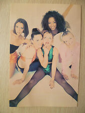 SPICE GIRLS- Photograph of all Five (approx. 6x4 inch)