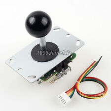 1x Arcade Classic contest 4 - 8 Way 5Pin Fight Stick For Arcade Mame Joystick