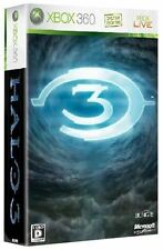 Used Xbox360 Halo 3 First Print Limited Edition Japan Import