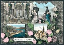 Bergamo Lago d'Iseo Lovere foto cartolina B3171 SZG