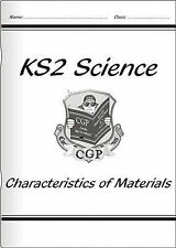 KS2 National Curriculum Science - Characteristics of Materials (3C) by CGP Book…