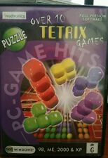 Over 10 Tetrix Games PC GAME - FREE POST