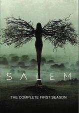 Salem: The Complete First Season 1 (DVD, 2014, 3-Disc Set)