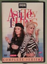 bbc ABSOLUTELY FABULOUS complete series 5    DVD