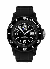 AFL NEW Release Watch Collingwood Magpies Silicone Band 100m WR FREE SHIPPING