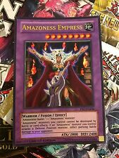 Orica Cosplay card Amazoness Empress custom card! Holo!