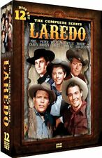 Laredo: The Complete Series Classic TV Show Seasons 1 2 DVD Boxed Set NEW!