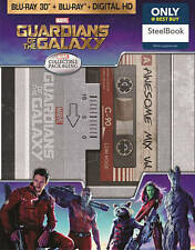 Guardians of the Galaxy (Blu-ray/DVD, 3D)  steelbook Best Buy