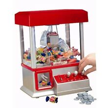 The Claw Electronic Candy Grabber Machine Arcade Game BRAND NEW IN BOX