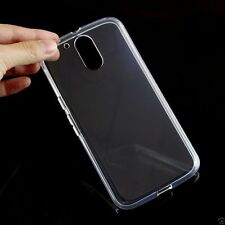 Myriad Mobiles Silicon Back Cover For Motorola Moto G4 Plus   - Transparent