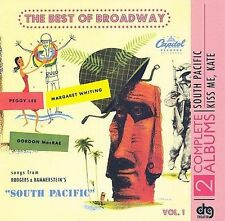 The Best of Broadway, Vol. 1 by Original Soundtrack (CD, Apr-2008, DRG (USA) NEW