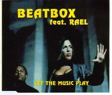 Beatbox feat. Rael  :  Let The Music Play