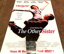 The Other Sister Movie Poster Julliette Lewis Video Promo Poster 1999