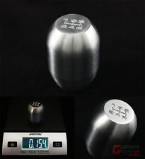 M10 X 1.25 1 LB HEAVY WEIGHTED 5 SPEED STAINLESS STEEL SHIFT KNOB FOR MITSUBISHI
