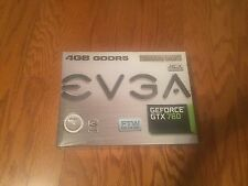 EVGA GeForce GTX760 4GB GDDR5 Double Bios FTW Graphics Card