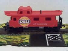 VINTAGE HO SCALE MEHANO PUBLIX DELI TRAIN CABOOSE RARE 65TH ANNIVERSARY SET