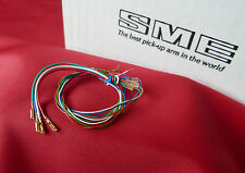 SME/ VAN DEN HUL 3009 SERIES II IMPROVED TONE ARM FIXED HEAD SILVER WIRE HARNESS