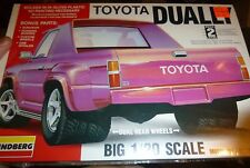 Lindberg LINDBERG TOYOTA DUALLY PICKUP TRUCK 1/20 Model Car Mountain FS