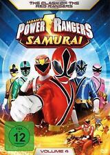 Haim Saban - Power Rangers Samurai - The Clash of the Red Rangers Vol. 4