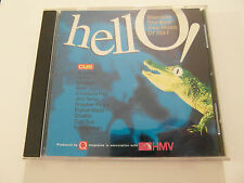Q - Hello! - Discover The Best New Music 1997 (CD Album) Used very good