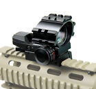Tactical Holographic 4 Reticles Projected Red Green Dot Reflex Sight Scope Mount