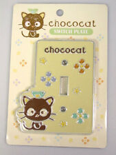 Sanrio Chococat light switch plate cover cat lover gift