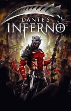 POSTER DANTE'S INFERNO PS3 XBOX 360 GRANDE BIG #1