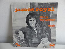 JAMES ROYAL This is my woman CA 47200